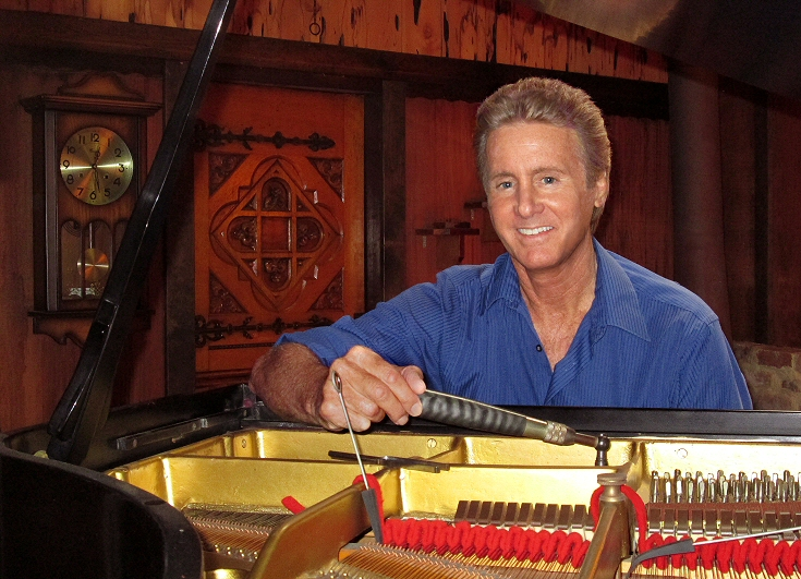 Piano Tuner � Serving the greater San Jose, Los Gatos, Saratoga, and Santa Cruz communities since 1975